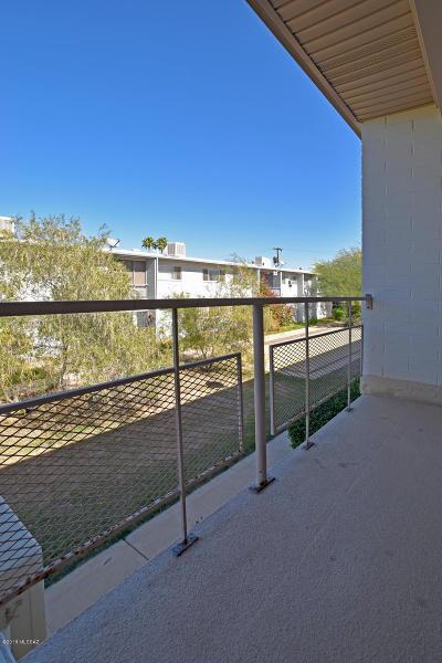 Tucson Condo For Sale: 1755 S Jones Boulevard #R210