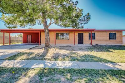 Tucson Single Family Home For Sale: 9842 E Stella Road