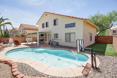 Tucson AZ Single Family Home For Sale: $268,000