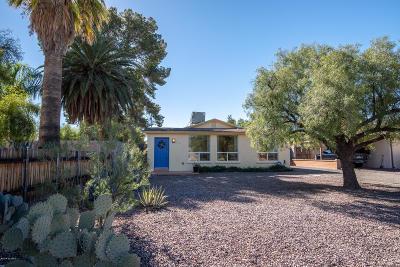 Tucson Single Family Home For Sale: 2516 E Halcyon Road
