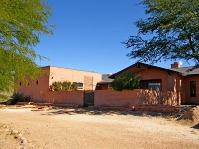 Cochise County Single Family Home For Sale: 7595 E Horse Ranch Road