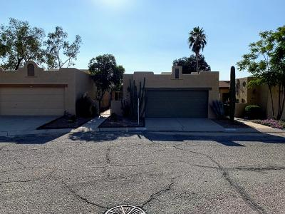 Tucson Townhouse Active Contingent: 3283 W Firefall Place