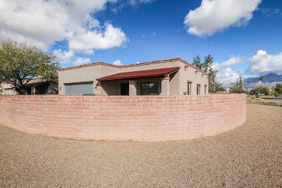 Tucson Single Family Home For Sale: 3565 E Edison Street