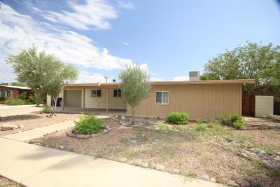 Tucson Single Family Home For Sale: 7145 E 34th Street