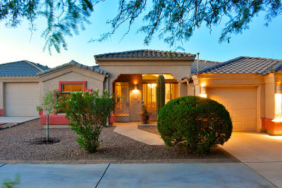 Tucson Single Family Home For Sale: 5679 N Cotton Place