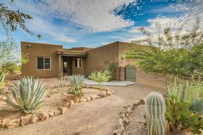 Tucson Single Family Home For Sale: 5219 W Golden Vista Way