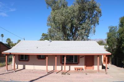 Tucson Single Family Home For Sale: 5413 E Bellevue Street