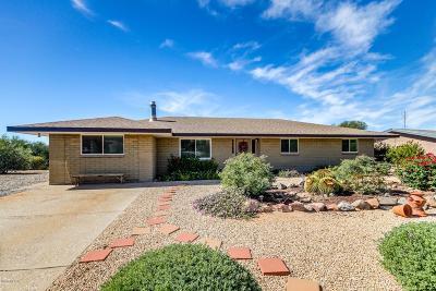 Corona de Tucson Single Family Home For Sale: 570 S Adanirom Judson Avenue