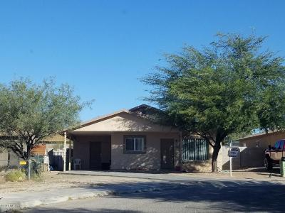 Tucson Single Family Home For Sale: 764 W Carolchristine Place