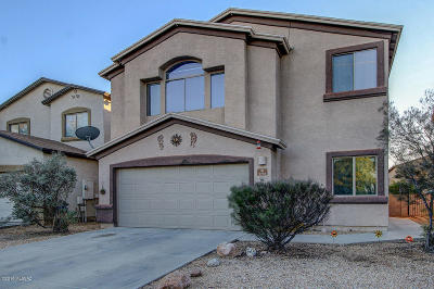 Tucson Single Family Home For Sale: 3782 E Felix Boulevard
