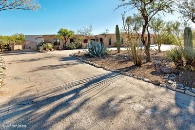 Pima County, Pinal County Single Family Home For Sale: 2460 N Calle De Maurer