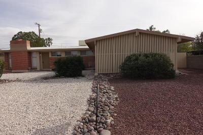 Tucson Single Family Home For Sale: 6826 E New Hampshire Drive