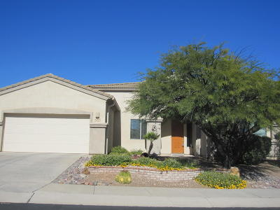 Green Valley Single Family Home For Sale: 2348 W Calle Ceja