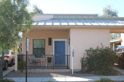 Tucson Single Family Home For Sale: 2849 N Tolman Drive