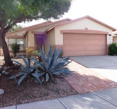 Tucson Single Family Home For Sale: 7744 E Rhiannon Drive
