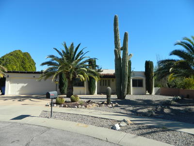 Green Valley Single Family Home For Sale: 600 N Avenida Tortuga