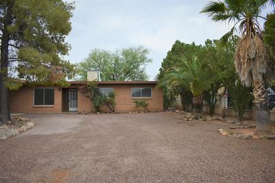 Tucson Single Family Home For Sale: 2433 W Longhorn Trail