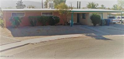 Tucson Single Family Home Active Contingent: 7557 E 29th Street