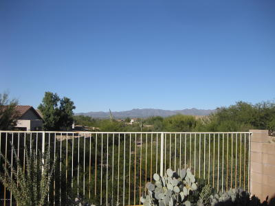 Tucson Single Family Home For Sale: 7718 W Sombrero View Lane