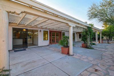 Tucson Single Family Home For Sale: 3342 W Desert Bend Loop