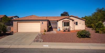 Green Valley Single Family Home For Sale: 818 W Welcome Way