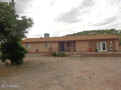 Rio Rico Single Family Home For Sale: 1080 Circulo Montosa