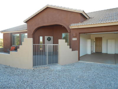 Tucson Single Family Home For Sale: 5115 W Sumter Drive