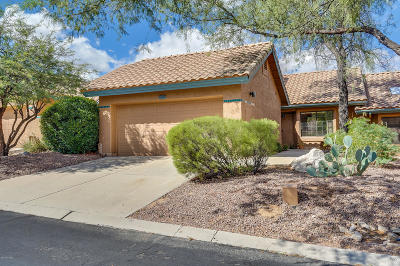 Oro Valley Townhouse For Sale: 1349 E Stoney Canyon Circle