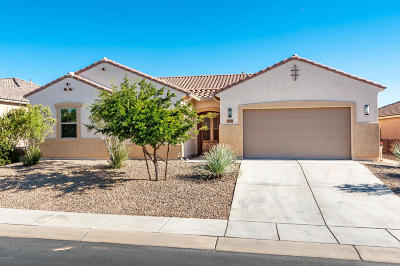 Marana Single Family Home For Sale: 12436 N Wind Runner Parkway