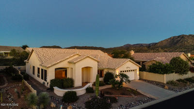 Saddlebrooke, Saddlebrooke Ranch Single Family Home For Sale: 65662 E Desert Moon Court