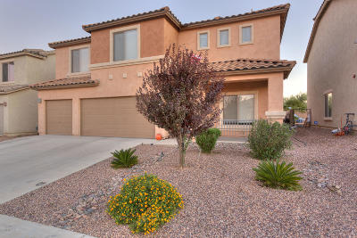 Single Family Home For Sale: 847 W Via De Gala