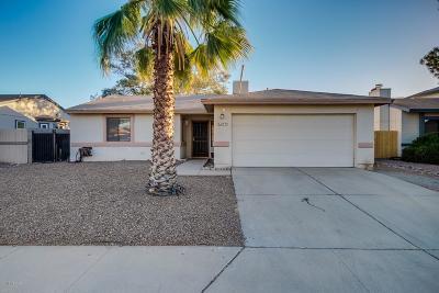 Tucson Single Family Home For Sale: 2735 W Sandbrook Lane