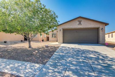 Tucson Single Family Home For Sale: 6852 S Bittercress Road