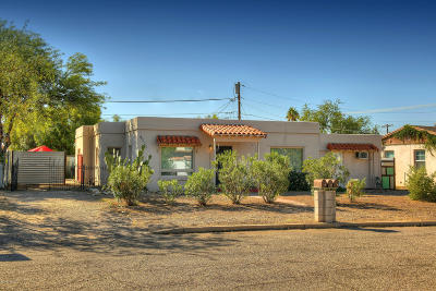 Tucson Single Family Home For Sale: 1004 E Mitchell Street