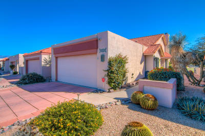 Tucson Townhouse For Sale: 8724 N Arnold Palmer Drive