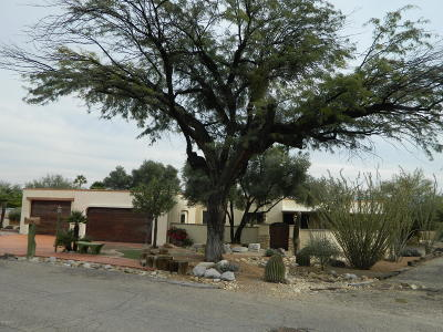 Green Valley Single Family Home Active Contingent: 221 W Placita Sinfin