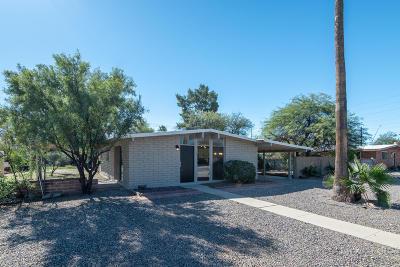 Tucson Single Family Home For Sale: 7122 E Luana Place