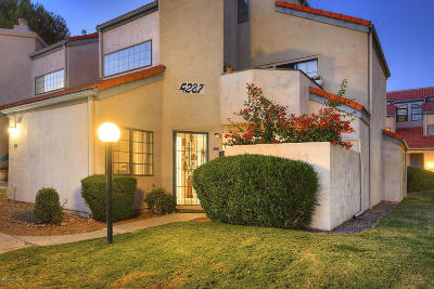 Tucson Condo Active Contingent: 4287 N River Grove Circle