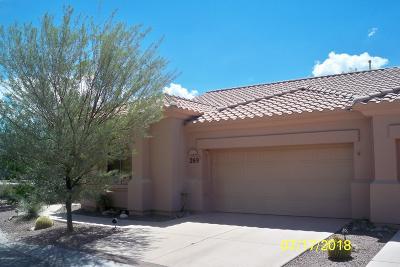 Vistoso Village Condo For Sale: 13401 N Rancho Vistoso Boulevard #269