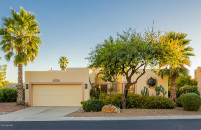Oro Valley Single Family Home Active Contingent: 11285 N Scioto Avenue