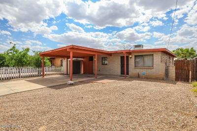 Tucson Single Family Home For Sale: 1321 N Belvedere Avenue