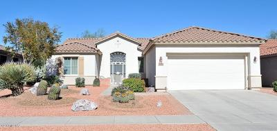 Tucson Single Family Home For Sale: 8092 W Whispering Dove Way