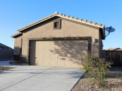 Marana Single Family Home Active Contingent: 11060 W Bronze Statue Court