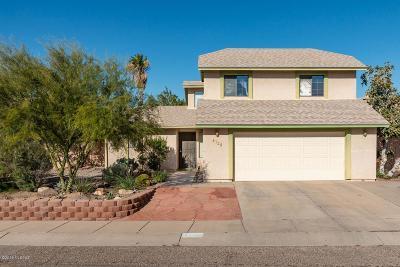Tucson Single Family Home For Sale: 4120 W Melinda Lane