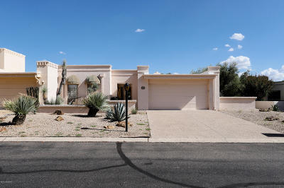 Tucson Townhouse Active Contingent: 8070 N Casas Cameo