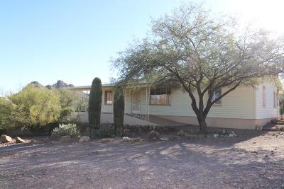 Tucson Single Family Home Active Contingent: 4445 W Dakota Street