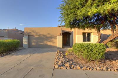Tucson Single Family Home Active Contingent: 7472 W Sweet River Road
