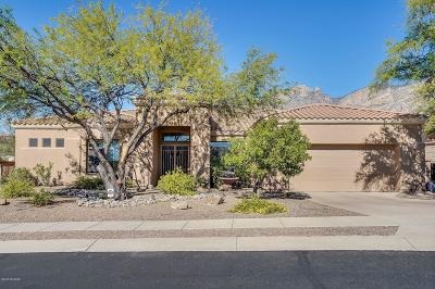 Tucson Single Family Home For Sale: 6346 N Pinnacle Ridge Drive