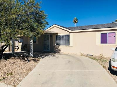 Pima County Manufactured Home Active Contingent: 4095 E Spring Water Drive