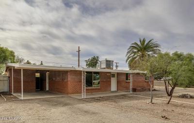 Tucson AZ Single Family Home For Sale: $169,900
